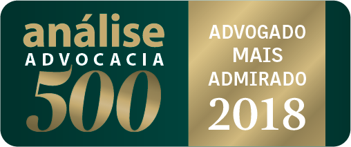 Listed Band 3 by ANÁLISE ADVOCACIA 500 in its Annual Report.