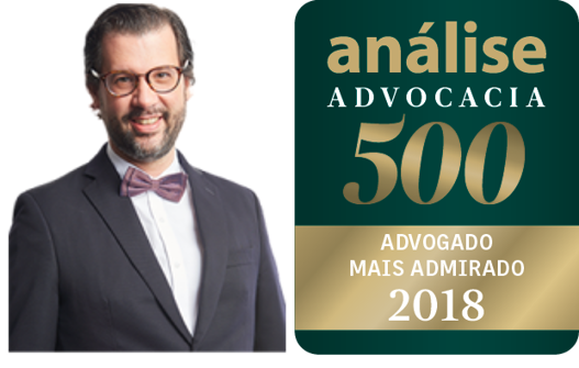 "Senior Partner Pedro Amaral Salles named: Band 1 ""Most Admired Lawyers"", Agrarian Law Practice; Band 2 ""Most Admired Lawyers"", Sugar and Ethanol Practice; and Band 4 ""Most Admired Lawyers"", Financial Practice."